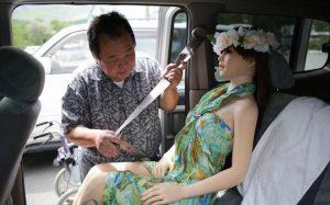 Japonais amoureux poupée silicone (4)