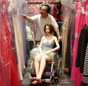 Japonais amoureux poupée silicone (8)